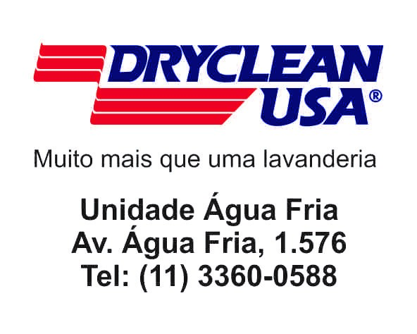 Dry Clean – Unidade Água Fria